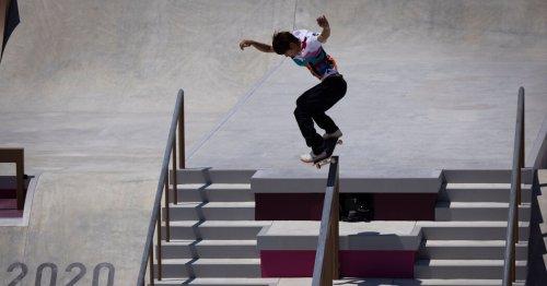Olympic Skateboarding: Horigome Soars and Huston Stumbles