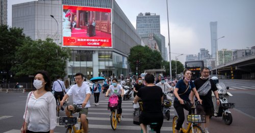 Why Biden Seems Worse to China Than Trump