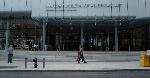 Whitney Museum Workers Forming Union With U.A.W.