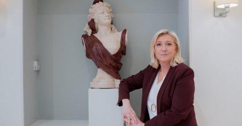 Far-Right Leader Rebrands for France's Presidential Election