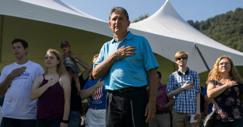 What Drives Joe Manchin? Frustrated Democrats Can Look to West Virginia.