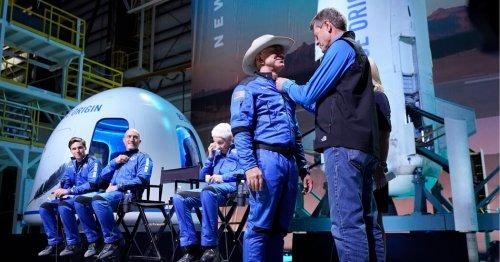 Is Jeff Bezos an Astronaut Now?