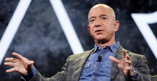 Bezos Puts $1 Billion of $10 Billion Climate Pledge Into Conservation