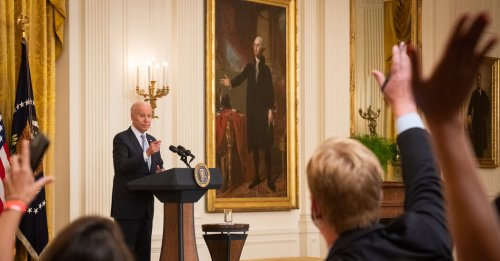 How Biden Got the Infrastructure Deal Trump Couldn't