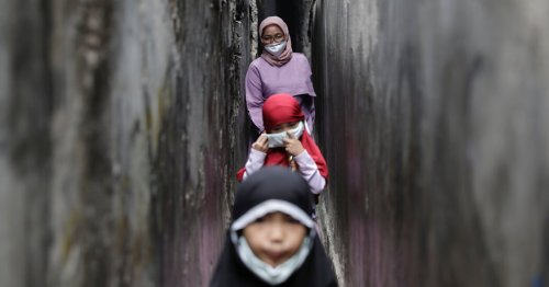 As Coronavirus Surges in Indonesia, Child Deaths Increase