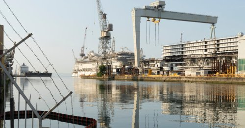 Looking for St. Mark's Square? You May Find Yourself in a Shipyard Instead