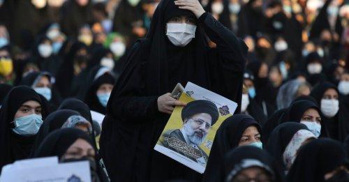 Iran Bets on Religion, Repression and Revolution