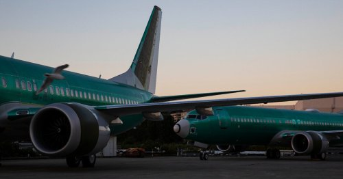 Boeing Tells Airlines to Stop Flying Some 737 Max Planes