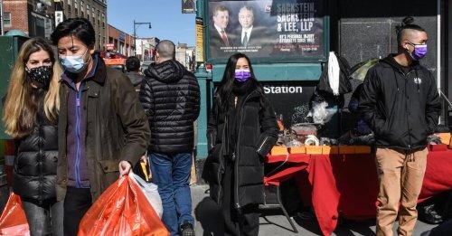 To Combat Anti-Asian Attacks, New Yorkers Join Neighborhood Watch Patrols
