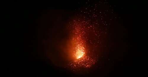 Life and Death on Stromboli Volcano, Lighthouse of the Mediterranean