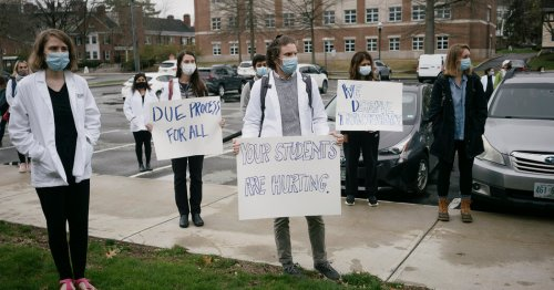 Online Cheating Charges Upend Dartmouth Medical School