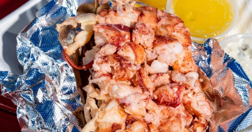 Consider the $34 Lobster Roll