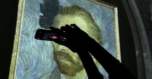 Submerged in van Gogh: Would Absinthe Make the Art Grow Fonder?