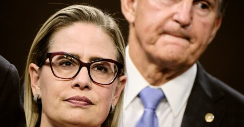Kyrsten Sinema vs. the Left: An Old Rivalry's New Turn