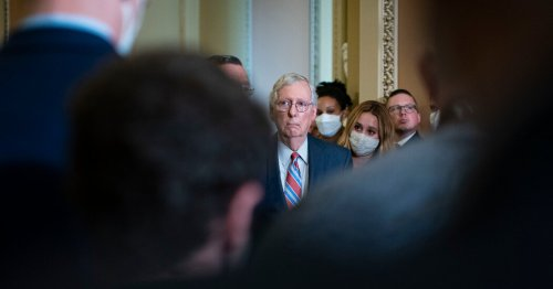 As Republicans Dig In on Debt Ceiling, Democrats Try Shaming McConnell
