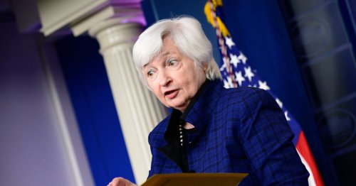 Yellen Warns Congress About Failure to Act on Debt Limit