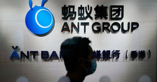China and the Fall of Jack Ma's Ant Group