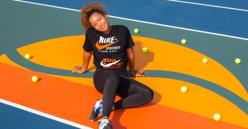 Naomi Osaka on Her Tennis Roots: 'Home Is Queens and These Courts'