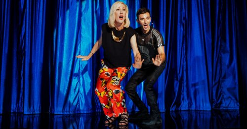 A Cabaret Star and an Opera Star Walk Onto a Stage …