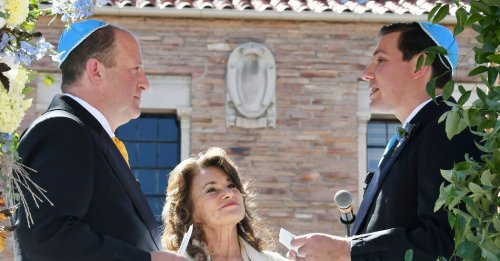 Colorado Gov. Jared Polis Marries His Longtime Partner