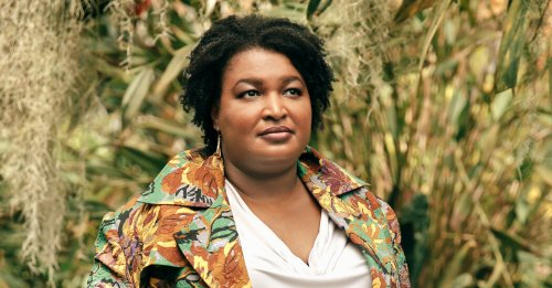 Stacey Abrams Contains Multitudes