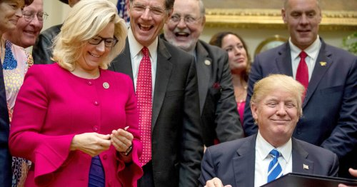 In Liz Cheney vs. Donald Trump, Guess Who Won