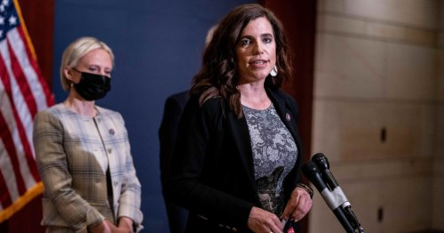 Nancy Mace Called Herself a 'New Voice' for the G.O.P. Then She Pivoted.