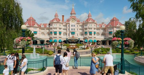 Disneyland Paris Reopens: 'It's Like Coming Home to Family'