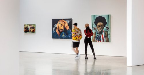 A Gallery Featuring Only Artists of Color Feels Like Change