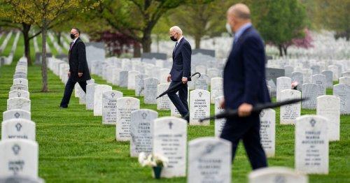Biden Rejects Pentagon's Views on Afghanistan Withdrawal