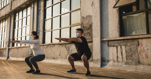 An 11-Minute Body-Weight Workout With Proven Fitness Benefits