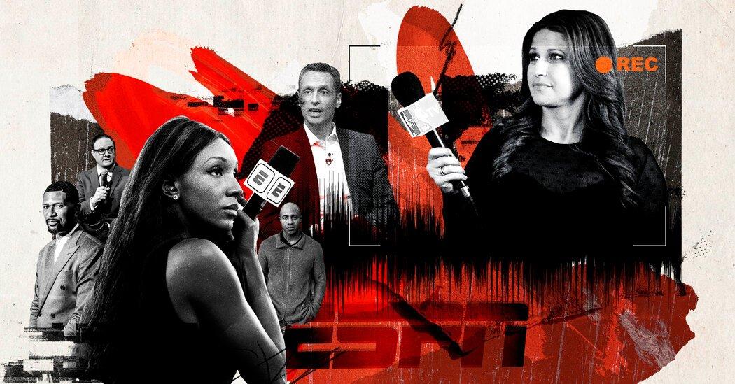A Storm at ESPN Over Rachel Nichols Comments on Maria Taylor