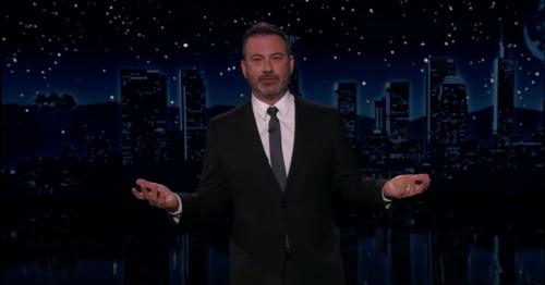 Jimmy Kimmel Heckles 'Future Former Florida Congressman' Matt Gaetz