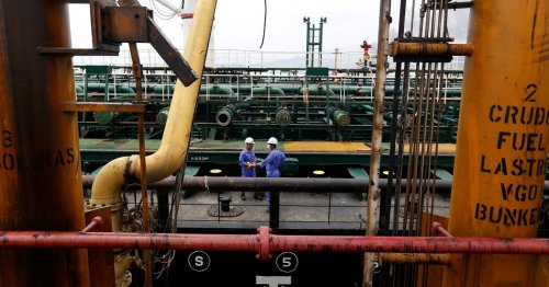 Iran's Oil Exports Rise as U.S. Looks to Rejoin Nuclear Accord