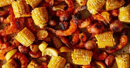 This Shrimp Recipe Will Bring You Joy