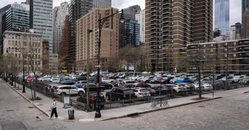 How a $180 Million Parking Lot Could Change N.Y.C.'s Historic Character