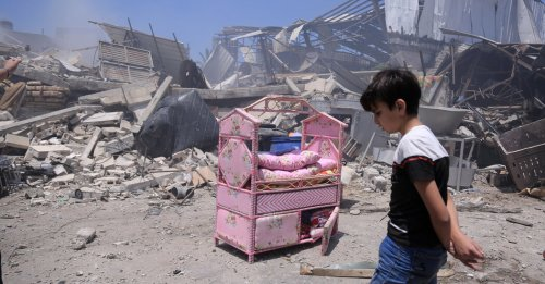 Israel and Hamas Fighting Raises Questions about War Crimes
