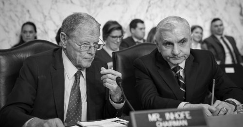 The Two Men Blocking Military Sexual Assault Reform