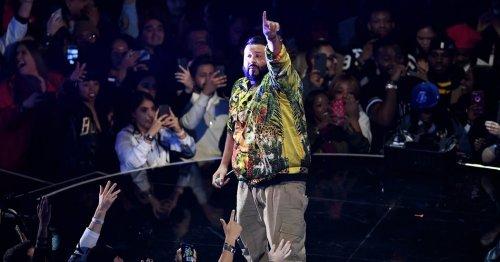 DJ Khaled Reaches No. 1 With 'Khaled Khaled'