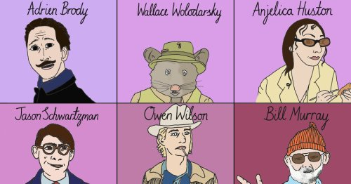 Why Do Actors Keep Working With Wes Anderson?
