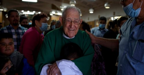 A 100-Year-Old Priest Was Nudged From His Parish. He Has No Plan to Retire.