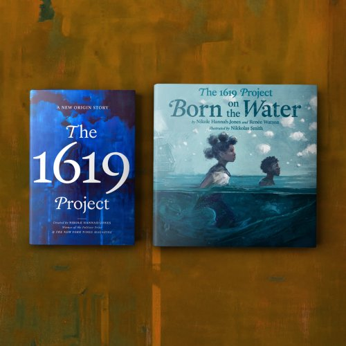 """Penguin Random House To Publish """"The 1619 Project"""" 