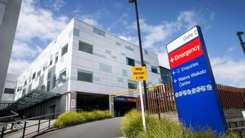Staff at Waikato Hospital's emergency department breaking down in tears due to immense stress - NZ Herald
