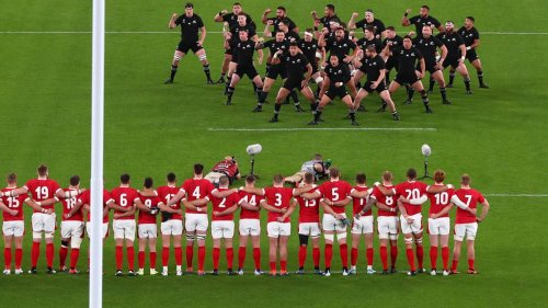 Rugby: All Blacks test against Wales labelled a 'sham' by English writer - NZ Herald