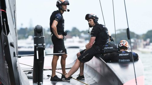 Sailing: Peter Burling and Blair Tuke on prospect of America's Cup moving offshore and Olympics preparation - NZ Herald
