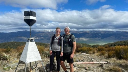 Richie and Gemma McCaw conquer Mt Richardson to raise Mountain Safety awareness - NZ Herald