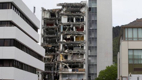 Ministers warned confusing engineering guidelines 'indefensible' in big earthquake - NZ Herald