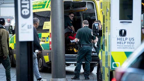 Suspected mass overdose outside SkyCity hotel and casino in central Auckland - NZ Herald