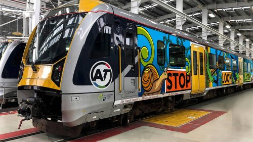 Bridge strike sparks cancellations, delays to trains on Auckland's southern line - NZ Herald
