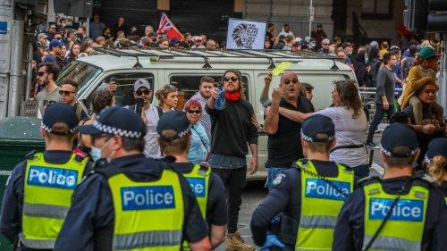 Covid 19 Australia: Victoria records 535 new local cases - NZ Herald